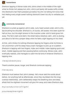 Sherlock Holmes Bbc, Sherlock Fandom, Sherlock John, Fandom Quotes, Fandom Memes, Jokes Quotes, Johnlock Tumblr, Writing Promts, Cute Stories