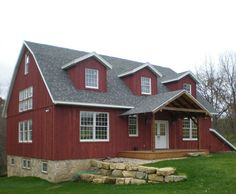 Image detail for -130 year old barn that was disassembled and rebuilt into a multi use ...