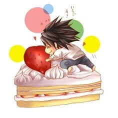 L Death Note ma little fatty