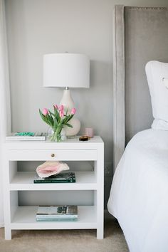 Using creative DIY nightstands for your bedroom can add an element of grace and style to its decor and character #nightstands #nightstandstyle