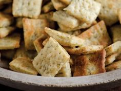 Yogurt and Dill Crackers From 'The Nourished Kitchen' | Serious Eats : Recipes