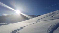 Wintertraum Urlaub in den Kitzbüheler Alpen Pillerseetal. Die schneereichste Region Tirols. Winterurlaub in Waidring. So muss Urlaub... Snow, Spaces, Mountains, Nature, Travel, Outdoor, Stone Panels, Winter Vacations, Winter Scenery