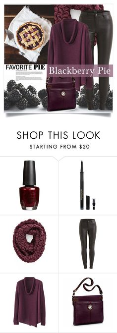 """Favorite pie and fall set!! Mmmm yum!"" by ambacasa ❤ liked on Polyvore featuring interior, interiors, interior design, Casa, home decor, interior decorating, OPI, Elizabeth Arden, Collection XIIX e VILA"