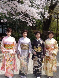 * Kimono Japan, Japanese Kimono, Japan Outfit, Japanese Costume, Asian Bride, Japanese Outfits, Japanese Beauty, Yukata, Costumes For Women