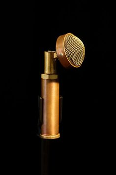 Just read about and purchased this Ear Trumpet Labs mic and can't wait! Cool Gadgets, Trumpet, Labs, Canning, Cool Stuff, Cool Things, Home Canning, Lab, Trumpets