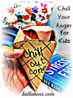 Chill your #anger for kids! A step-by-step #tutorial to deal with BIG feelings! See if it can't help your little one! =) See www.pinterest.com/kidlutions for all of our pins!