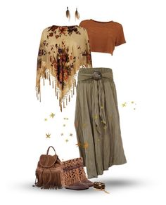"""""""Autumn Dance"""" by heather-lauren-drew ❤ liked on Polyvore featuring Edge Of Urge, Jayley, CO, Muk Luks and ALDO"""