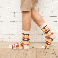 Casual style Brand Checkered Cotton Men socks set (5 pairs)-in Socks from Men's Clothing & Accessories on Aliexpress.com | Alibaba Group