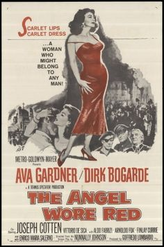 Angel Wore Red, The - FFF-19391
