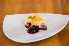 Blueberry and Orange Baked Cheesecake   Nourish MagazineNourish Magazine