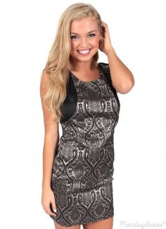 She Will Be Loved Dress | Monday Dress Boutique