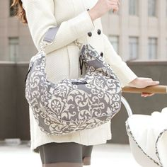 earl grey touring tote