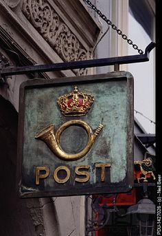 Poste à Oslo