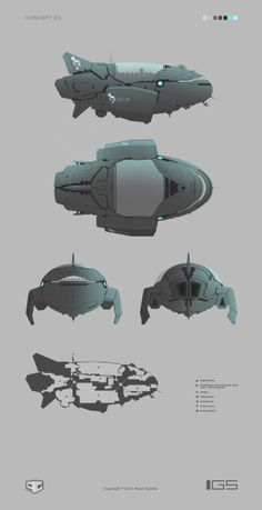 Concepts for Gear Jack by Gaetano Spampinato, via Behance