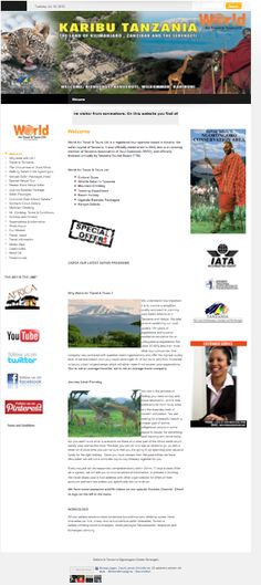 Please visit our website.  www.worldairsafaris.net  World Air Safari & Tours Travel Tours, Air Travel, Safari, Website, World, Videos, Youtube, Airline Travel, The World