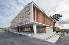 El diseño y la eficiencia también llegan a los centros escolares con la colaboración de KAWNEER