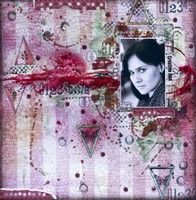 A Project by Frau_Muller from our Scrapbooking Gallery originally submitted 06/21/13 at 05:33 AM
