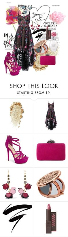 """""""Untitled #133"""" by bogi1011 ❤ liked on Polyvore featuring Notte by Marchesa, Jessica Simpson, Dune, Marni, Miss Selfridge and Burt's Bees"""
