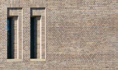 Interior Design Addict: AUSZEICHNUNG | Öffentliche Bauten: Bibliothek der Universität und Hochschule, Osnabrück, ReimarHerbst.Architekten… | Interior Design Addict Brick Masonry, Brick Facade, Brick Wall, Brick Architecture, Minimalist Architecture, Interior Architecture, Retaining Wall Design, Brick Detail, Brick Patterns