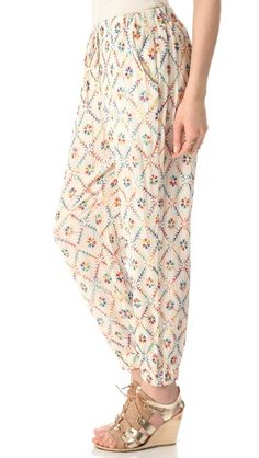 @Da Wn are we doing the pajama pant trend?