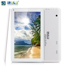 "Discount! US $84.37  iRULU eXpro X1Plus 10.1"" Tablet PC GMS tested Quad Core Android 5.1 Tablet 1G RAM 8GB ROM Dual Cam 2.0MP WIFI  bluetooth  Tablet Pc Vs Netbook Unlike other brand, this device has actually authorized work excellent functionally. Numerous customers have been giving a confident impression of it. Whatever your place condition, this product can meet client need with a good design, models and environment-friendly maintenance. It's time for you to think and browse for the…"