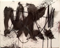 Study on Canvas (1950s) / by Franz Kline