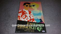 My Quentin Tarantino Autograph Collection: Patricia Arquette and Christian Slater of True Rom...