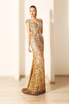 Rami Kadi Haute Couture коллекция весна-лето 2012