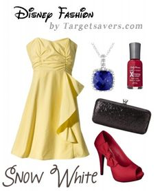 Disney Fashion: Princess-Inspired Looks from Target – Snow White