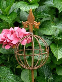 Details zu rost edelrost hase 70cm mit ei aus holz for Gartendeko stecker