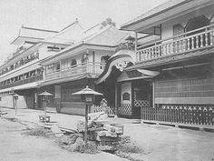 吉原遊廓 - Wikipedia