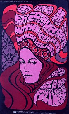 At Fillmore West, in San Francisco...