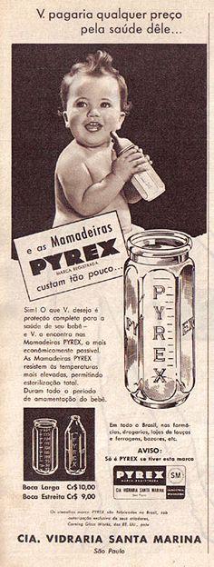 www.propagandashistoricas.com.br280 × 741Pesquisa por imagem Propaganda de mamadeira de vidro da marca Pyrex. Veiculada nos anos 50. Pesquisa Google