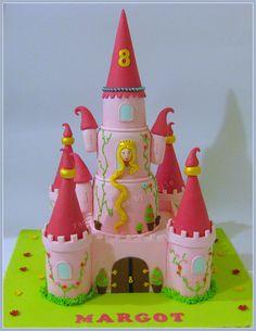 castle repunzel