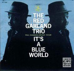 Red Garland - 1958 - It's a Blue World (Prestige)
