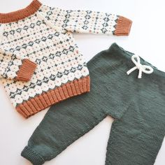 Fair Isle Knitting Patterns, Knitting For Kids, Knit Fashion, Tricks, Knit Crochet, Baby Boy, Sweaters, Crafts, Diy