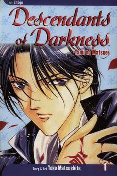 Descendants of Darkness Vol. 1 by Yoko Matsushita