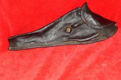"RARE Civil War Era CONFEDERATE PIGSKIN Revolver Holster - 11"" LONG -GETTYSBURG in   eBay"