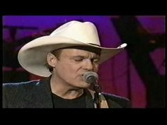 Ricky Van Shelton - Statue Of A Fool.
