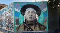 Street Art & Graffiti - Miraflores  District,  Lima, Peru - R. Stowe Original Photography.  It is really amazing the amount of Art spread through multiple municipalities in Lima.