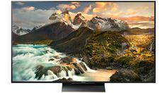 Abt has special shipping on the Sony XBR Series HDR With Android TV HDTV - Buy from authorized online retailers for free tech support. Smart Tv, Wi Fi, Sony Electronics, 4k Ultra Hd Tvs, Av Receiver, Tv Aerials, Hd Led, Internet Tv, 4k Uhd