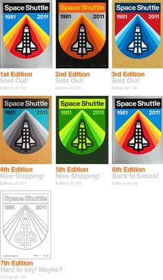 Aaron Draplin / Shuttle