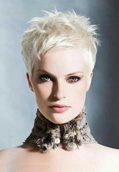 Short Funky Pixie Cuts