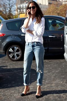 0f7141108c liking the kitten heel shoes (surprised) Emmanuelle Alt
