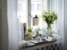 window vignette . ikea, sweden . Patric Johansson, photographer . Anna Mårselius, stylist