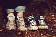 why we need more than one pair of converse