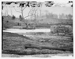 Bull Run, Va. Catharpin Run, Sudley Church, and the remains of the Sudley Sulphur Spring house