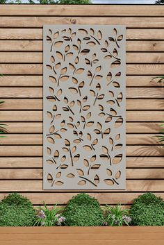 Contemporary Garden, Contemporary Design, Metal Garden Screens, Garden Screening, Elements Of Style, Home Room Design, House Rooms, This Is Us, Outdoor Structures