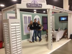 Fall Home Show Booth Home Show Ideas Pinterest