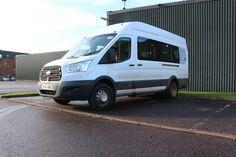 New Community Minibus Delivered